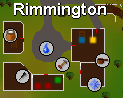 Zybez RuneScape Help's Screenshot of Spawn Points in Rimmington