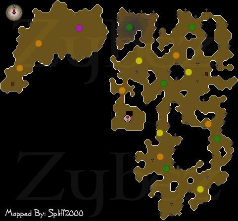 Zogre Dungeon - Runescape Dungeon Maps - Old School ...
