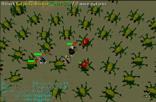 Kalphite Killing Runescape Miscellaneous Guides Old School Runescape Help Chances are you will die if you are careless, also this guide is meant for high leveled players as this is pretty difficult without one and most teams only. kalphite killing runescape