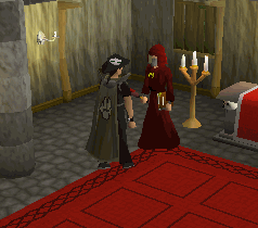 Zybez RuneScape Help's Screenshot of Talking to the Mage of Zamorak
