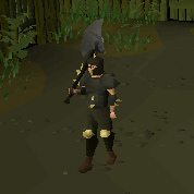 Zybez RuneScape Help's image of Dharok The Wretched's set