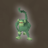 Zybez RuneScape Help's Picture of a Large Zombie Monkey