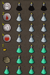 NMZ Power Training - Runescape Mini Game Guides - Old School