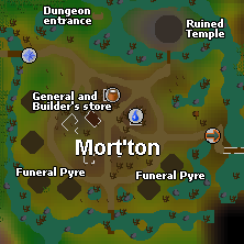 Mort'ton Funeral Pyres - Runescape Mini Game Guides - Old