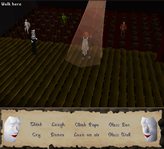 Zybez RuneScape Help's Screenshot of a Mime