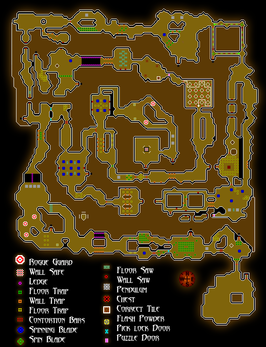 2007 Runescape Rogue S Den Guide Youtube