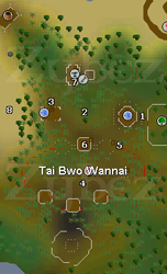 Map of Tai Bwo Wannai - Click To Enlarge