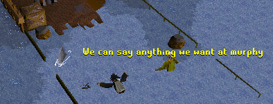 Zybez RuneScape Help's Screenshot of the Trawler Fishing Mini Game