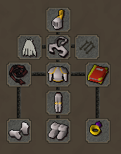Zybez RuneScape Help's Screenshot of What to Bring to TzHaars (Proselyte)