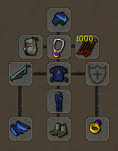Zybez RuneScape Help's Screenshot of What to Bring to TzHaars (Range)