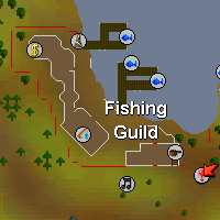 Fishing Guild - Runescape Guild Guides - Old School