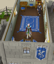 Zybez RuneScape Help's Legends Guild Top Floor Left Screenshot