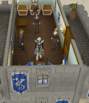 Zybez RuneScape Help's Legends Guild Top Floor Right Screenshot