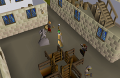 Zybez RuneScape Help's Screenshot of the mining guild surface
