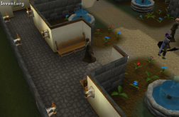 Zybez RuneScape Help's Screenshot of Prayer Guild ground floor