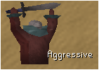 Zybez RuneScape Help's Screenshot of an Aggressive Dummy