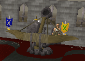 Zybez Runescape Help's Screenshot of the Catapult