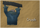Zybez RuneScape Help's Screenshot of a Crush Dummy