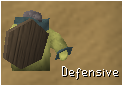 Zybez RuneScape Help's Screenshot of a Defensive Dummy