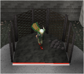 Zybez Runescape Help's Screenshot of the Shot-Put Room