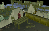 Zybez RuneScape Help's Image of Talking to Bill Teach
