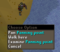 Zybez RuneScape Help's Image of Panning