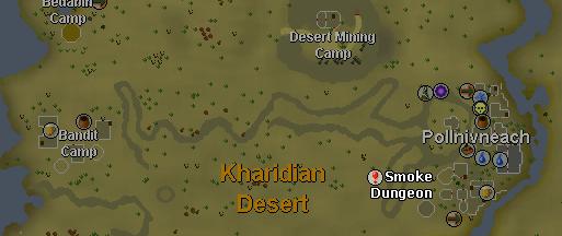 Desert Bandits Osrs