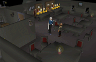 Zybez RuneScape Help's Screenshot of a Player Toasting