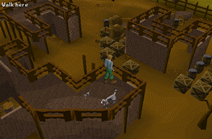 Zybez RuneScape Help's Screenshot of Both Cats