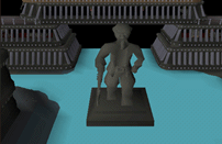 Zybez RuneScape Help's Screenshot of the Statue