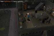 Zybez RuneScape Help's Screenshot of the Left Boot