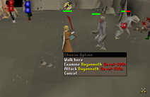 Zybez RuneScape Help's Image of Fighting a Dagannoth