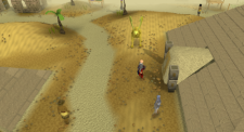 Zybez RuneScape Help's Image of Being in Sophanem