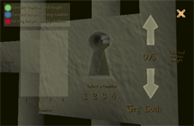 Zybez RuneScape Help's Image of the Lock Puzzle
