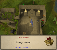 Zybez RuneScape Help's Screenshot of Speaking to Awowogei