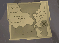 Zybez RuneScape Help's Image of Olaf's Map