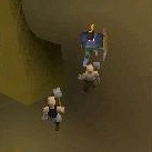 Zybez RuneScape Help's Screenshot of Hammerspike Being a Jerk