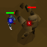Zybez RuneScape Help's Picture of the Animate Rock Enchantmen
