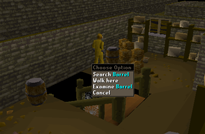 Zybez RuneScape Help's Screenshot of a small key