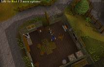 Zybez RuneScape Help's Screenshot of Ned
