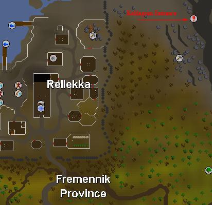 Rat Catchers - RuneScape Quest Guides - Old RuneScape Help on cities map, dwarf city map, nardah map, varrock map, lletya map, lumbridge map, rellekka map, rs map, ape atoll map,