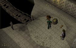 Zybez RuneScape Help's Screenshot of the Bridge Room