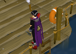Zybez RuneScape Help's Image of the Fishing Platform