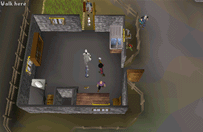Zybez RuneScape Help's Starting Location