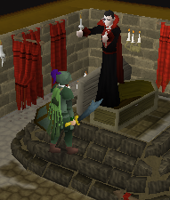 Zybez RuneScape Help's Screenshot of the Vampire Rising