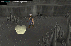 Zybez RuneScape Help's Screenshot of the Portal
