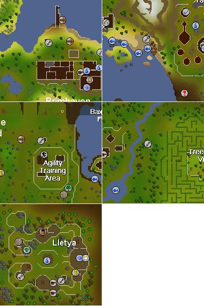 Farming - RuneScape Skill Guides - Old School RuneScape Help