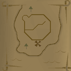 Easy Clue Scroll Maps Treasure Trail Help   Runescape Miscellaneous Guides   Old School